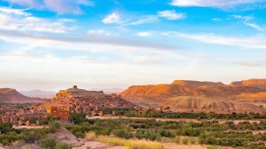 morocco landscape africa