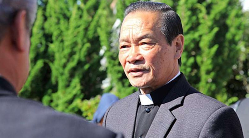 A file picture of 72-year-old Father Dominic Nguyen Chu Truyen. Photo Credit UCA News