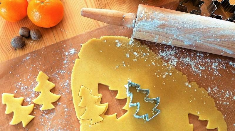 Bake Advent Christmas Cookie Cookies Pastries