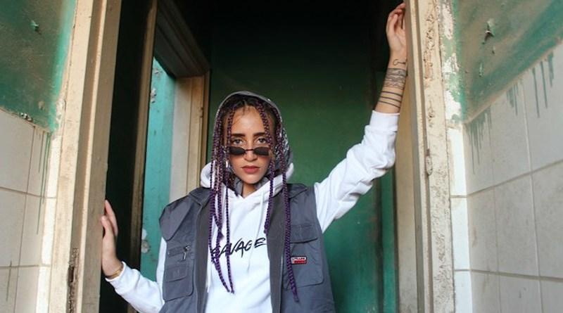 Jara has established herself as a member of Arab rap music's next generation. Photo Supplied