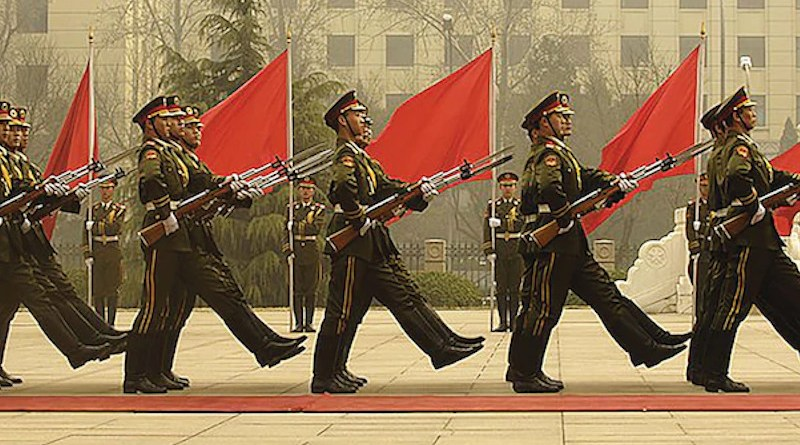 Chinese People's Liberation Army (PLA). Photo Credit: Staff Sgt. D. Myles Cullen (USAF)