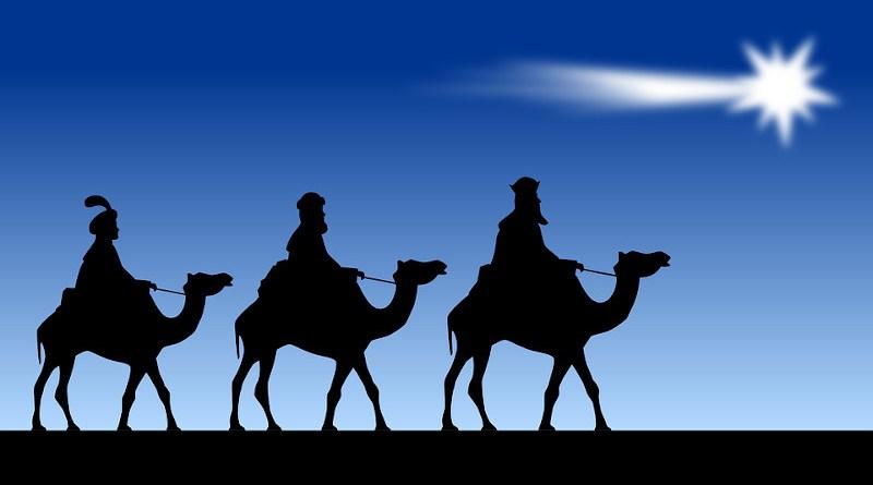 Christmas The Three Magi Magi Mags Orient Star Of Bethlehem