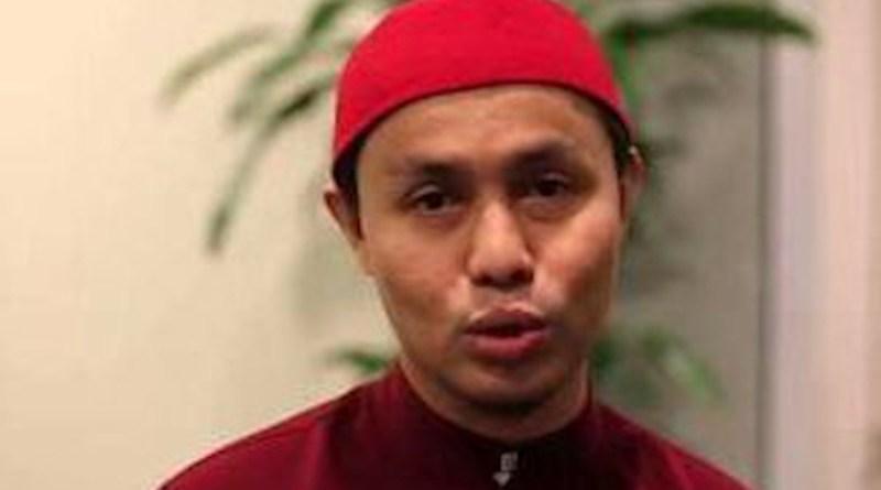Azman Syah Elias, better known as PU Azman. Photo Credit: Twitter