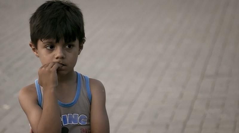 syria child boy