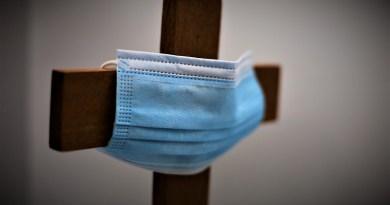 Coronavirus mask cross Church Covid-19 Religion Jesus God