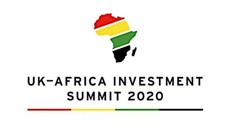 UK–Africa Investment summit logo