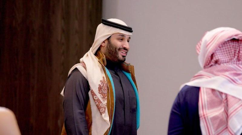 Saudi Arabia's Crown Prince Mohammed bin Salman. (Photo Supplied)