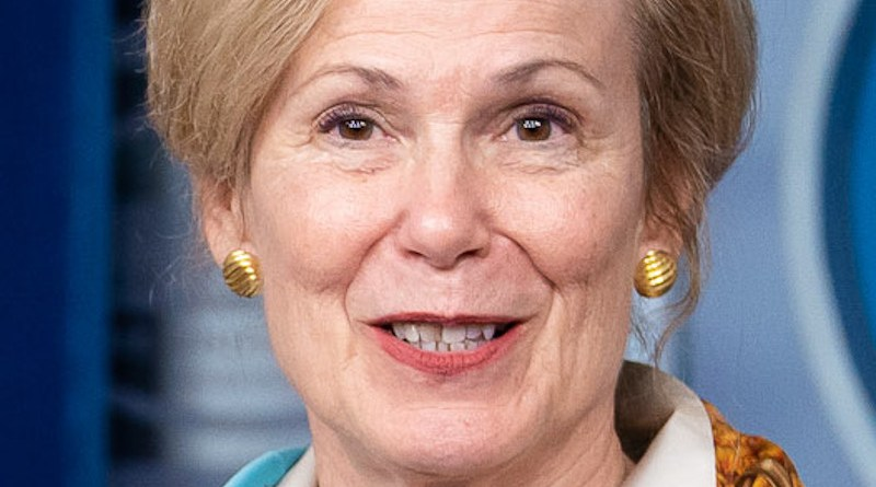 Deborah Birx. Photo Credit: White House, Wikipedia Commons