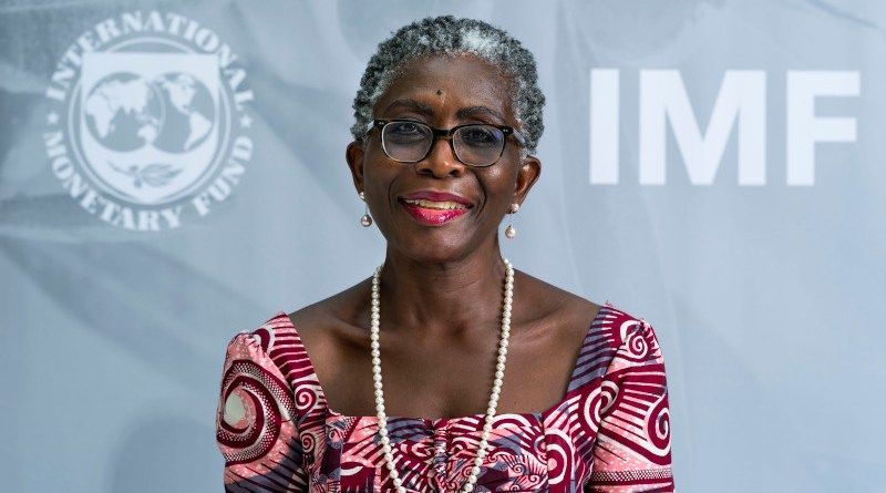 IMF Deputy Managing Director Antoinette M. Sayeh. Photo Credit: IMF