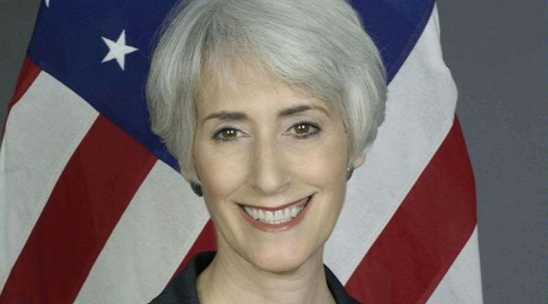 File photo of Wendy Sherman. Photo Credit: U.S. Demartment of State, Wikipedia Commons