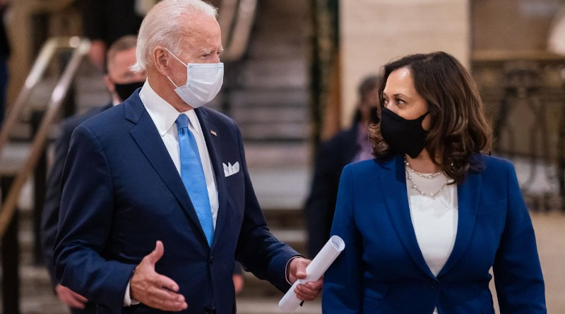 US President Joe Biden and Vice President Kamala Harris. Photo Credit: White House
