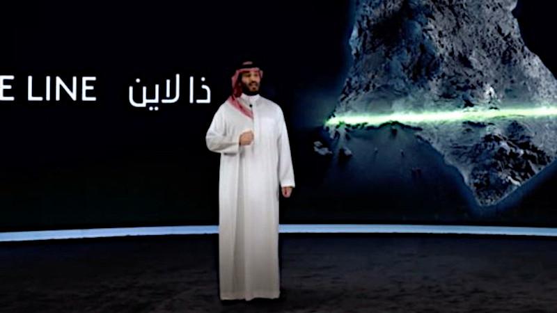 Saudi Arabia's Brand New Futuristic City – Analysis