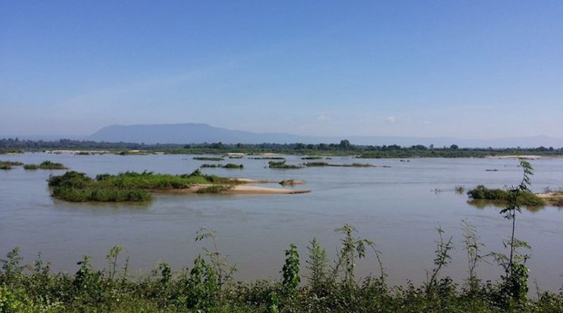 The future site of Laos' Phou Ngoy Dam from a file photo. Credit: RFA