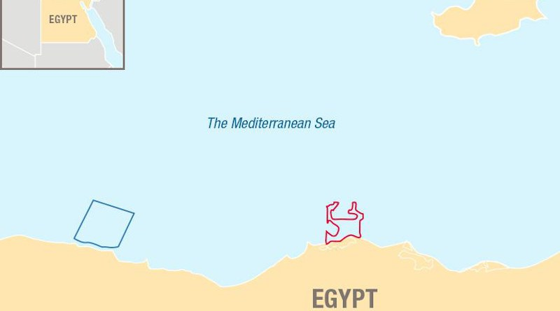 Location of North Ras Kanayis Offshore block located in the Herodotus Basin, offshore Egypt. Credit: Total