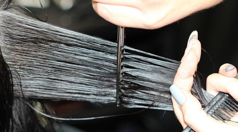 Hairdressing Cutting Hair Haircut Hair Comb Salon