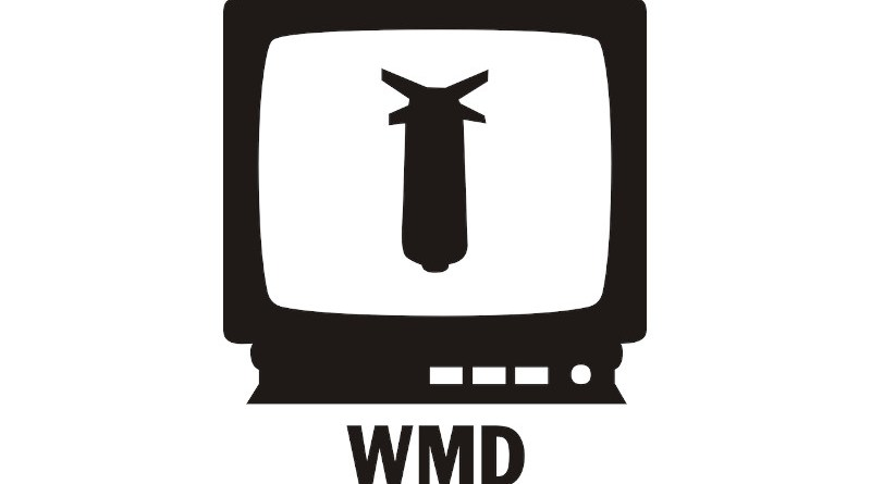 WMD Nuclear Bomb Destruction War Danger Radiation