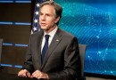 Secretary of State Antony J. Blinken. [State Department Photo by Freddie Everett/ Public Domain]