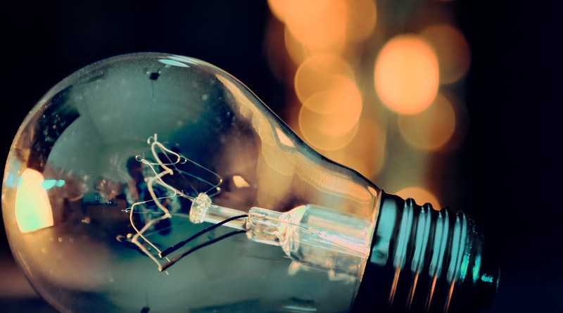 lightbulb energy innovation idea