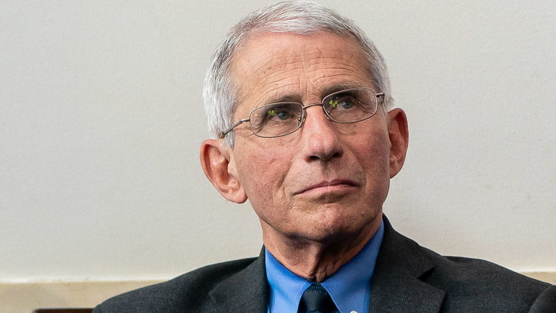 Anthony Fauci, Chelsea Clinton To Speak At Vatican Health Conference