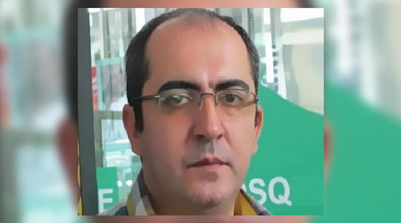 Iranian journalist Fariborz Kalantari. Photo Credit: Iran News Wire