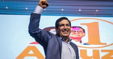 Ecuador's Andres Arauz. Photo Credit: Andres Arauz/Twitter