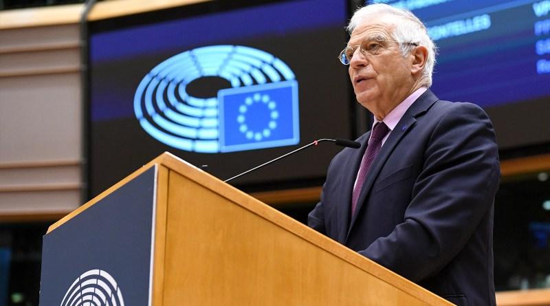 EU Foreign Policy Chief Josep Borrell. Photo Credit: European Union