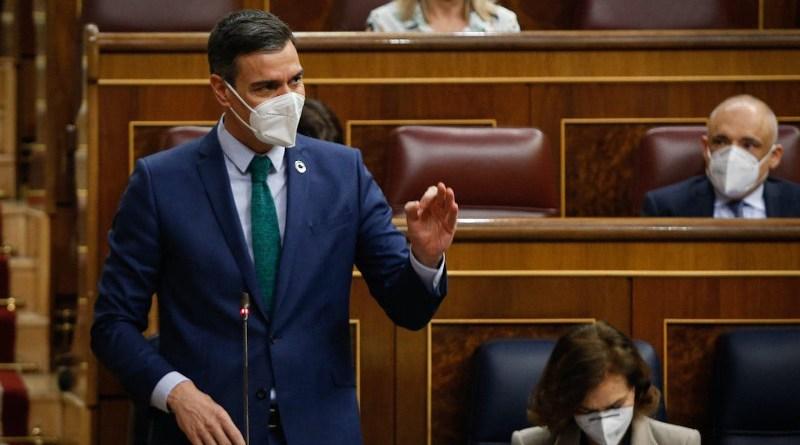 Spain's Prime Minister Pedro Sánchez. Photo: Congreso de los Diputados