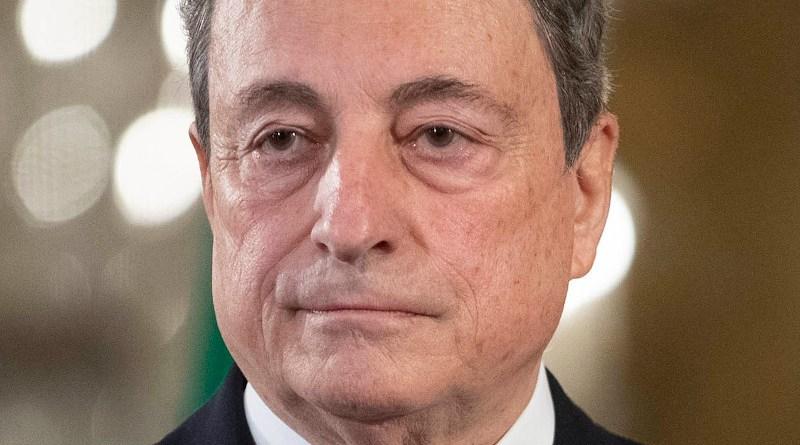 Italy's Mario Draghi. Photo Credit: Presidenza della Repubblica, Wikipedia Commons