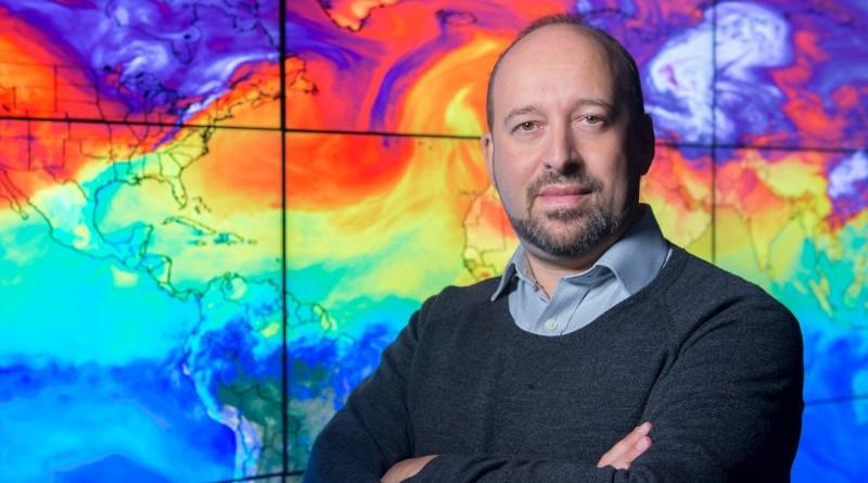 Gavin Schmidt, acting senior climate advisor Credits: NASA