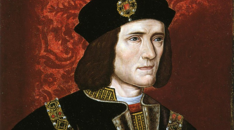 Richard III has been held responsible for the murder of his nephews for centuries CREDIT Public domain