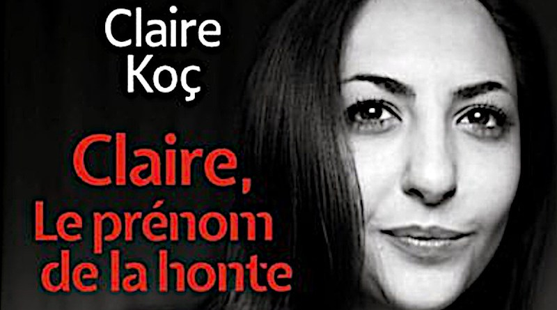Claire Koc. Photo Credit: https://twitter.com/claireskoc