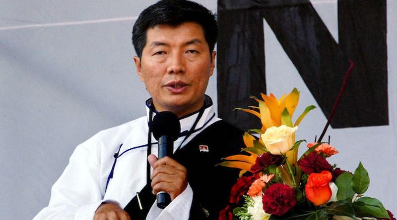 Tibet President Lobsang Sangay in Vienna, Austria, in 2012. CC BY-SA 3.0