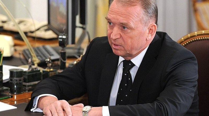 Head of the Chamber of Commerce and Industry (CCI) Sergei Katyrin. (Photo supplied)
