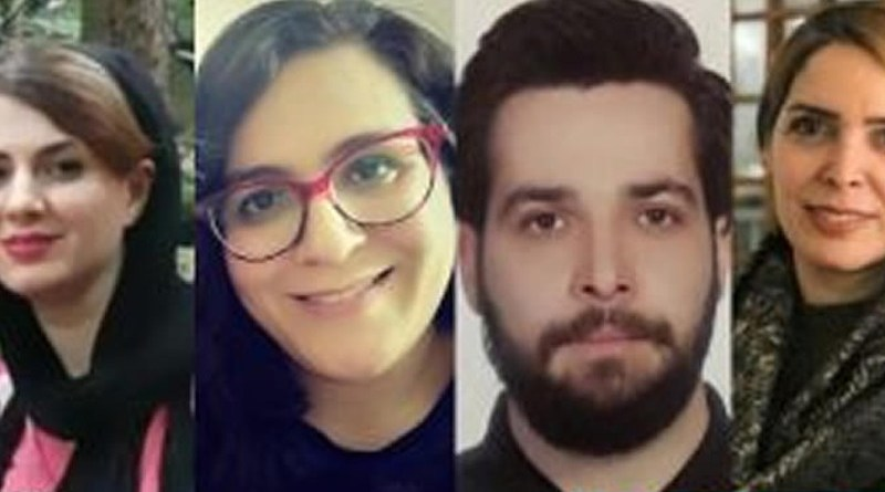Iranian court sentenced four Bahai citizens to a total of 12 years of prison. Photo Credit: Iran News Wire