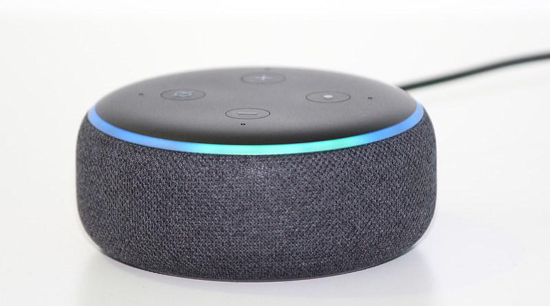 Alexa Echo Smart Home Box Music Box Echodot