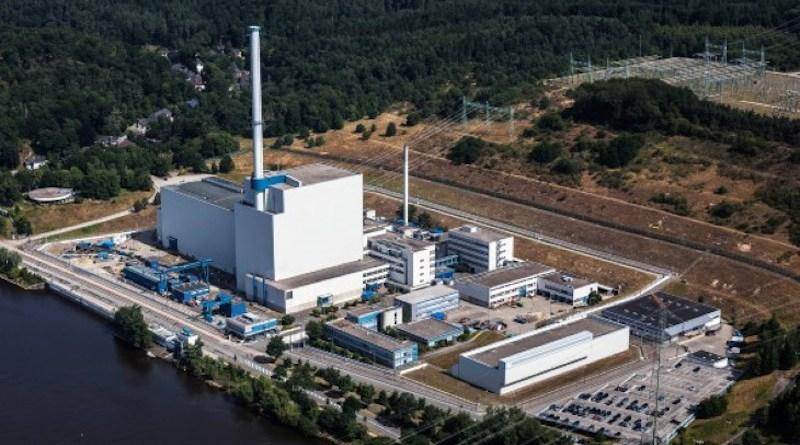 The Krümmel plant, which was shut down in 2011 (Image: Vattenfall)