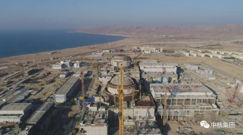 Nuclear power plants Karachi units 2 and 3 in Pakistan (Image: CNNC)