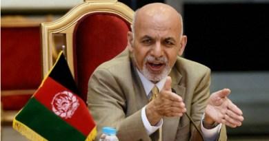 Afghanistan President Ashraf Ghani. Photo Credit: Mehr News Agency