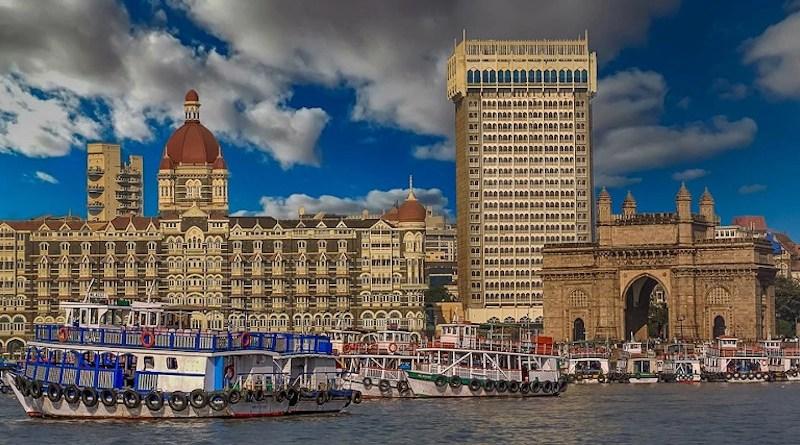 Mumbai Gateway To India India Ship Ships Sea Port