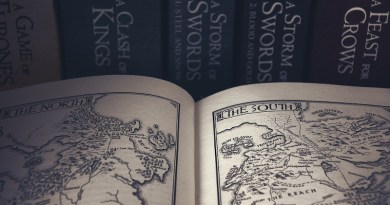 Game Of Thrones Book Books A Map George Martin