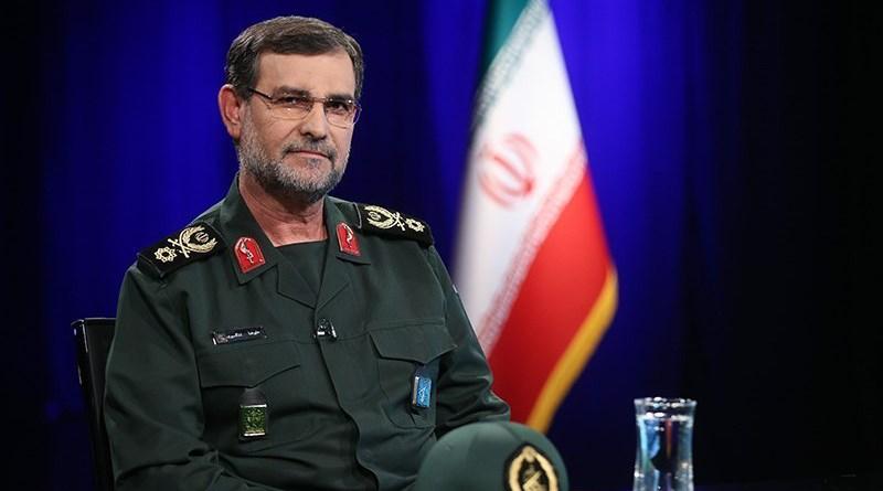 Iran's Rear Admiral Ali Reza Tangsiri. Photo Credit: Tasnim News Agency