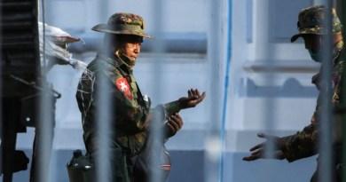 Members of Myanmar's Tatmadaw military. Photo Credit: Mehr News Agency