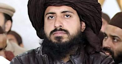 Hafiz Saad Hussain Rizvi Ameer of the Tehreek-e-Labbaik Pakistan. Photo Credit: Chaudhry2020, Wikipedia Commons