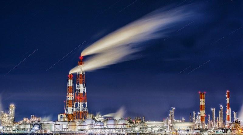 japan refinery osaka
