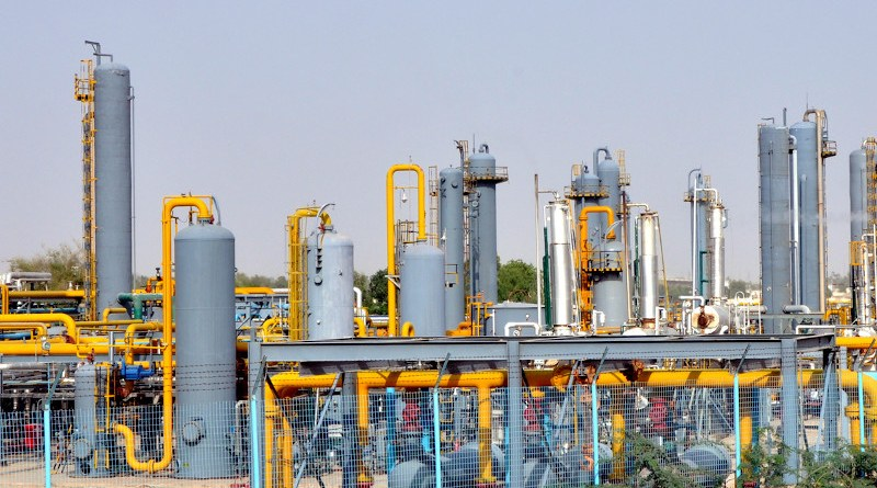 Sui Gas Field in Balochistan Province, Pakistan. Photo Credit: Pakistan Petroleum Limited.