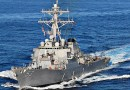 File photo of USS John Paul Jones. U.S. Navy photo by Mass Communication Specialist 3rd Class Joseph Pol Sebastian Gocong