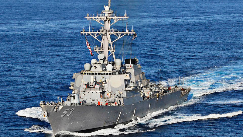 Not On The Same Page At Sea – Analysis