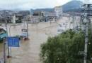 Combining News Media and AI to Rapidly Identify Flooded Buildings CREDIT MLIT, Shikoku Regional Development Bureau