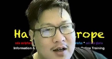 Jozeph Paul Zhang has enraged Indonesian Islamic organizations with a video criticizing Ramadan. (Photo: YouTube)