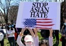 Stop Asian Hate. Photo Credit: Tasnim News Agency